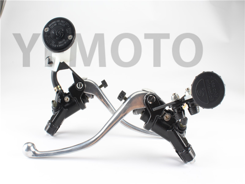 New Motorcycle Brake Master Cylinder Reservoir Clutch Lever For KTM KTM 990 SUPERDUKE/ 690 SUPERMOTO/ 690 DUKE 2006-2009 07 08 for ktm 990 superduke