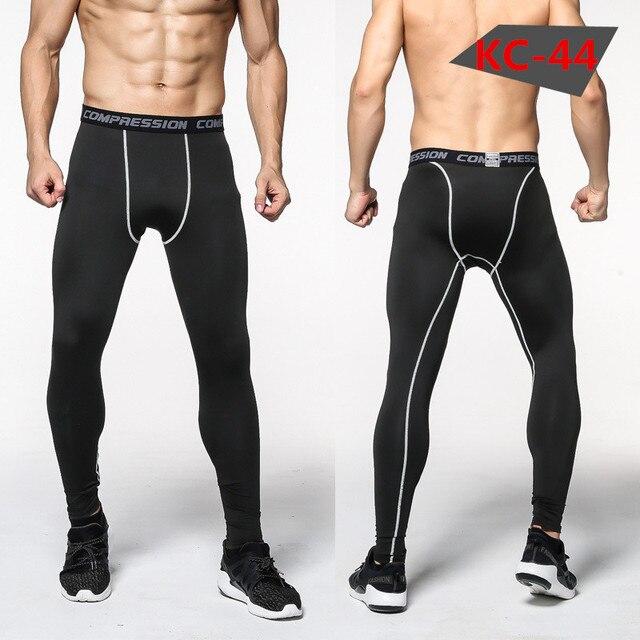 Mens Joggers Camouflage Compression Pants Men Camo Pants Tights Leggings Fitness Trousers Brand Clothing Sweatpants Pantalon 4