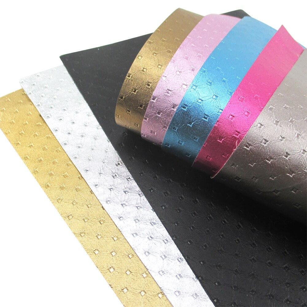 David accessories 20*34 см горошек бабочка синтетическая искусственная кожа, DIY швейная ткань сумки обувь узел-бант, 1Yc3186
