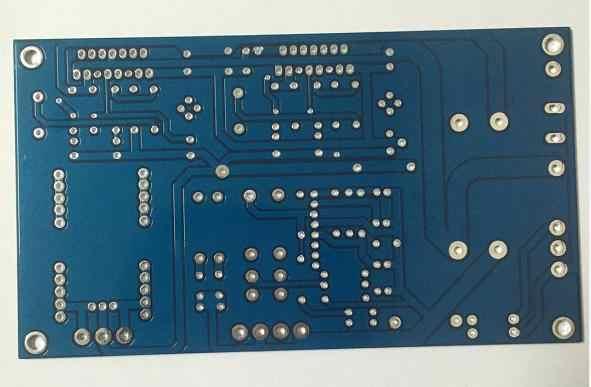Fannyda TDA7293 7294 2 ערוץ עם הגנת צופר אוניברסלי קול PCB לוח ריק