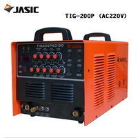 Jasic welder WSE 200P/ AC / DC pulse TIG welder and aluminum welding machine TIG 200P
