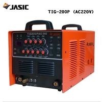 Jasic welder WSE 200P/ AC / DC pulse TIG welder and aluminum welding machine TIG 200P