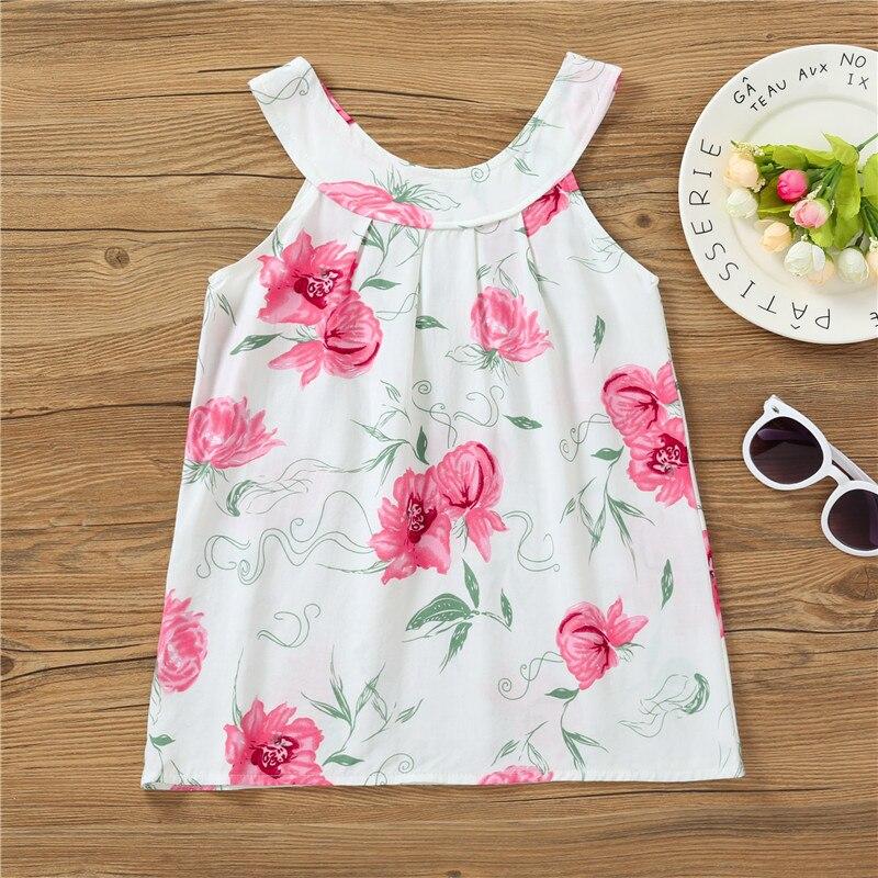 8c8de6d77138d US $3.95 14% OFF|2 6Y Baby Girl Dress Summer Princess White Dress Kids  Girls Clothing Pink Flower Dress Toddler Girl Birthday Dress A line  Pretty-in ...