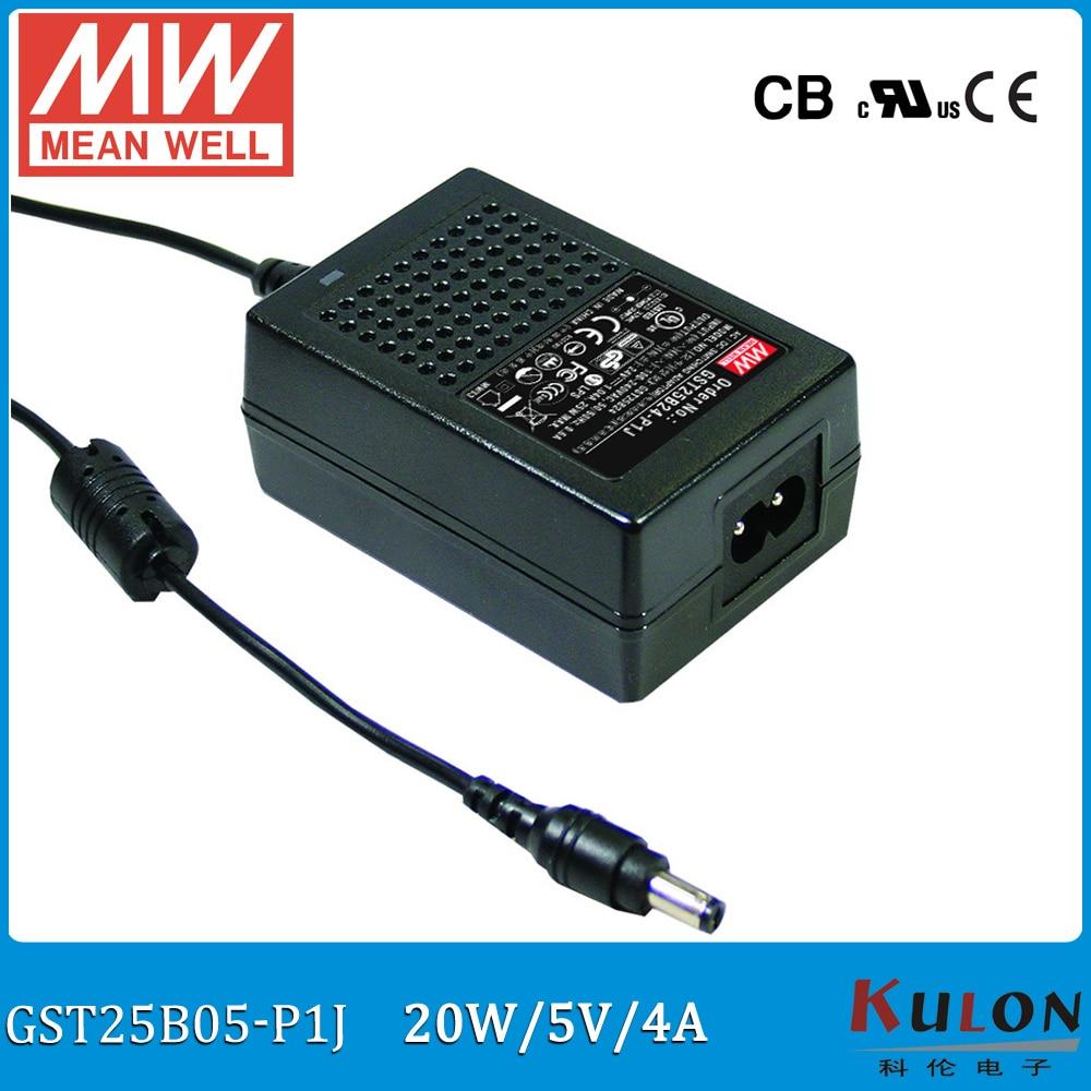 Original Meanwell GST25B07-P1J 22W 7.5V 2.93A MEAN WELL desktop Adaptor Output Interface 5.5mm*2.1mm Power Supply Original Meanwell GST25B07-P1J 22W 7.5V 2.93A MEAN WELL desktop Adaptor Output Interface 5.5mm*2.1mm Power Supply