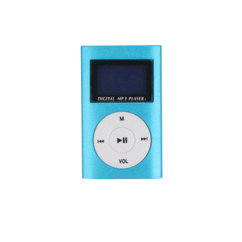 Universal Portable Mini USB Colorful MP3 Player LCD Screen Support 32GB Micro SD TF Card for Gift portable media player