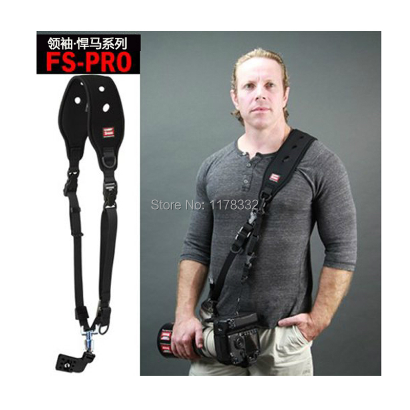 Professional Carry Speed FS PRO font b Camera b font Sling Strap Rapid Quick for DSLR