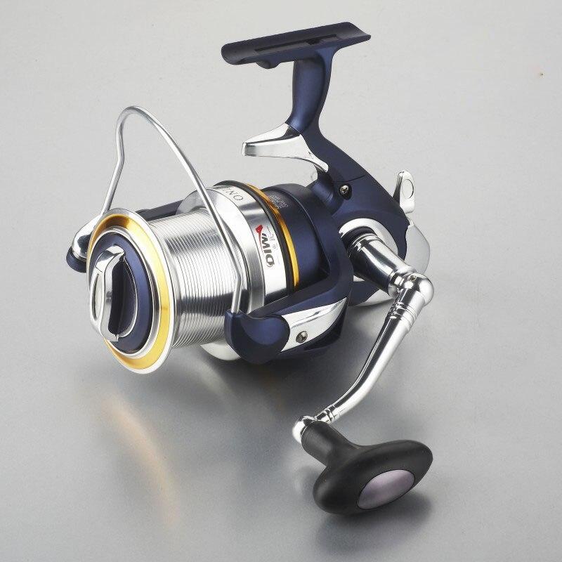 Hot Super 10Bearing Spinning Fishing Wheel Speed Gear ratio 4.7:1 Dumped Fishing Reel Line Round Metal Rocker Gear мультиметр mastech ms8217