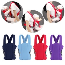 bioby Breathable Cotton Baby Carrier Backpack Newborn