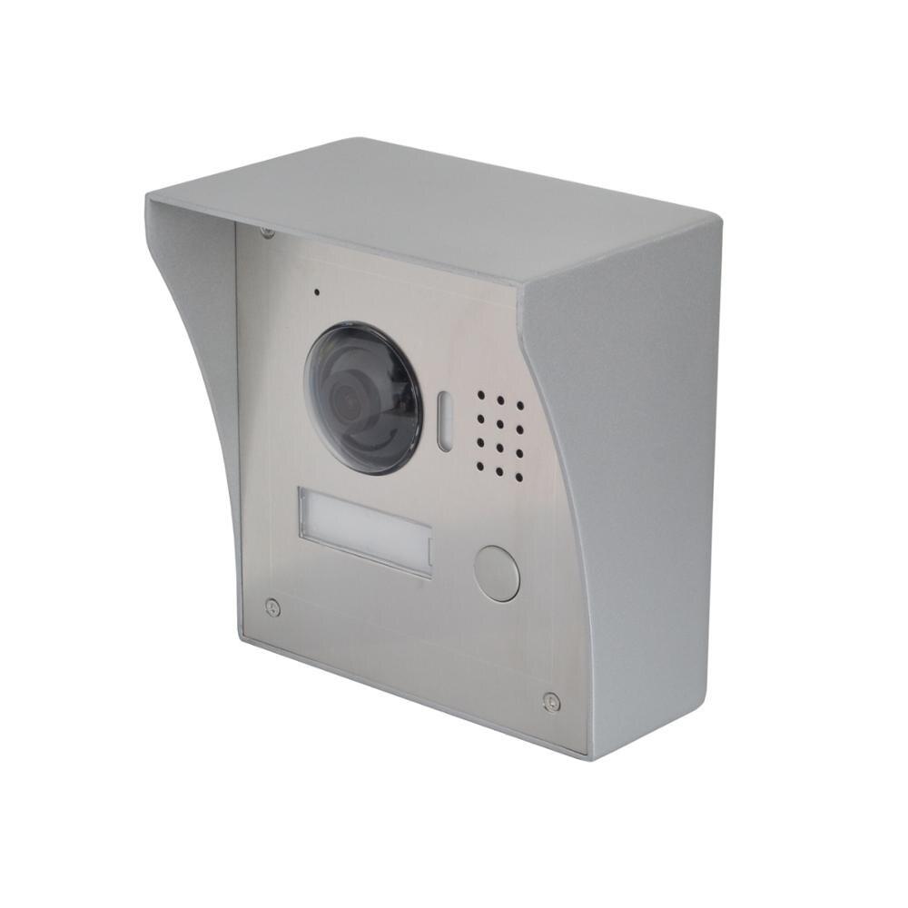 DH logotipo Multi-Idioma VTO2000A Inclui caixa de caixa de Superfície ou Embutida, IP Villa Campainha, Vídeo porteiro, telefone da porta, à prova d' água, Nuvem