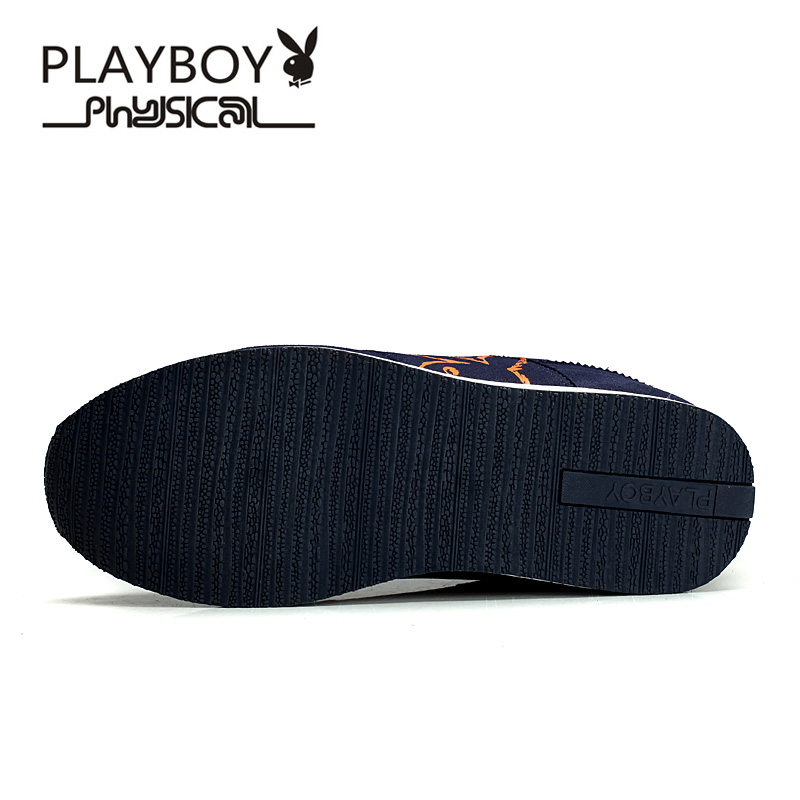 Pour Cuir Up High Marine Playboy Dentelle Top Zapatillas Bleu Hommes bleu Couleur Profonde En Deportivas Chaussures Bleu Mode Casual Sport ardoisé xzqP1Ywq
