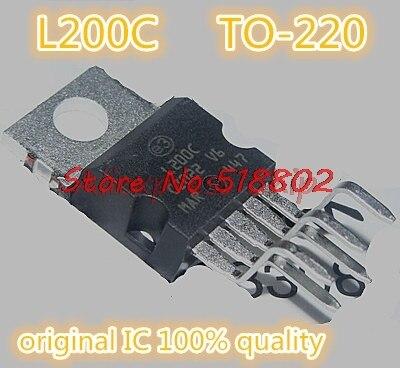 1pcs/lot L200CV L200C L200 TO-220 In Stock