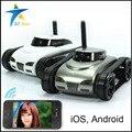 Tiempo Real Mini RC Tank APP Controlado Wireless Spy Tank I-SPY Robot de Control Remoto con La Cámara Wifi Vigilancia Controlada Vehicl