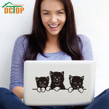 DCTOP Lovely Cats Vinyl Art Wall Decals Home Decor Removable Waterproof Stickers Decoration Modern Design
