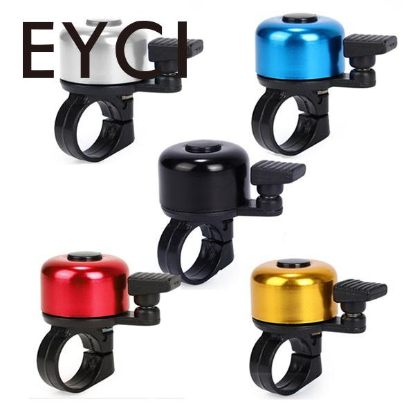 EYCI Metal&Plastic Ring Handlebar Bell Horn Alarm Loud Sound Fit For Bike Bicycle MTB Sports Security Safety Useful