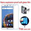 never broken Nano Explosion-proof Soft Glass Clear Screen Protector Protective Lcd Film For Wileyfox Swift 2 Swift 2 Plus