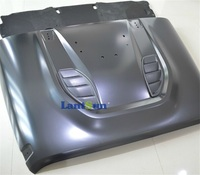j066 10th anniversary Truck master hood Engine cover car accessories for jeep wrangler JK 2007+ auto products lantsun