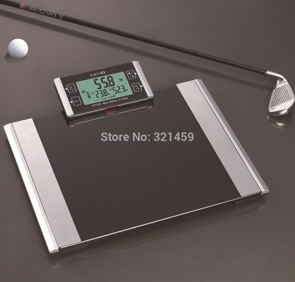 Camry body fat scale review