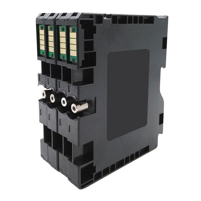 Ricoh üçün Ricoh GC31 üçün 4PK uyğun mürəkkəb kartric e2600 - Ofis elektronikası - Fotoqrafiya 3