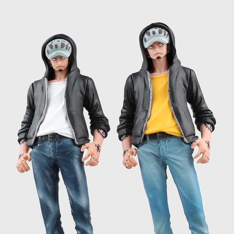 Аниме Одна деталь Джинсы для женщин Freak Ver. Робин закон нами ПВХ фигурку Коллекционная модель игрушки 18 см Бесплатная доставка gs0120