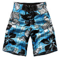 free shipping 2017 Summer loose beach shorts male fashionable casual quick-drying shorts size S-XL 35 XYQ