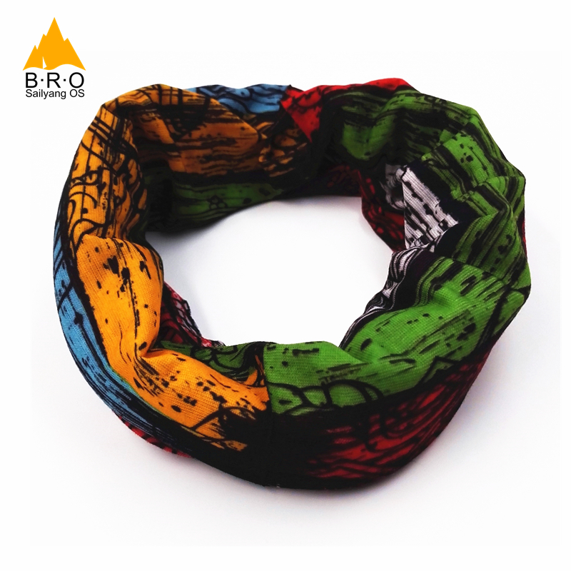 #Hot Salel# Seamless Magic Bandana Men Women Scarf Windproof Bicycle Cycling Headband Outdoor Sports Ski Bandana Headwear Masks цена 2017