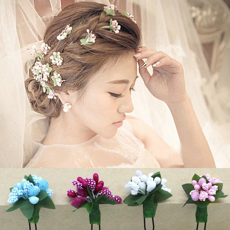 Fantastic Online Get Cheap Beautiful Bridal Hairstyles Aliexpress Com Hairstyles For Women Draintrainus