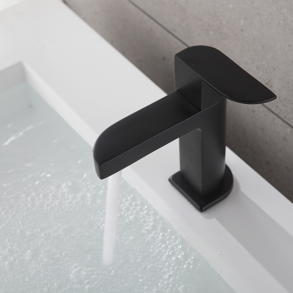 New Design Bathroom Cold Water Faucet Chrome/ORB Faucet Basin Sink ...