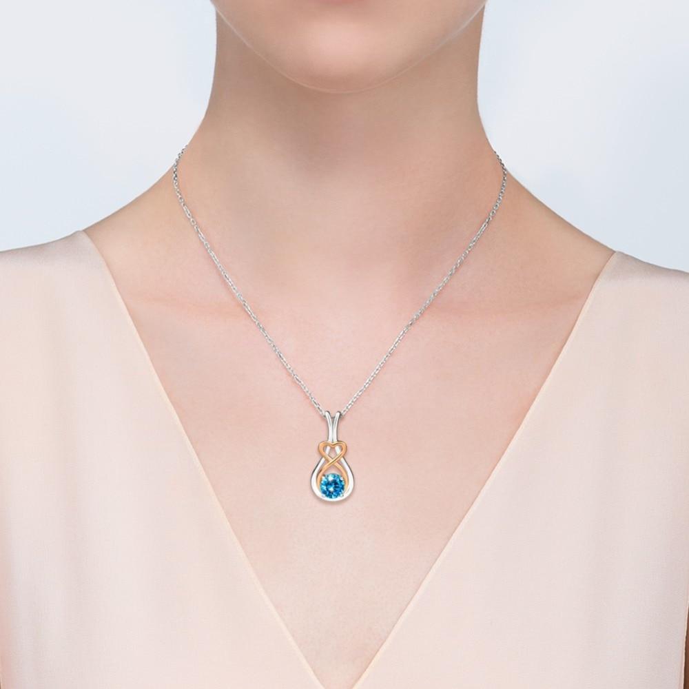 925 ստերլինգ արծաթե ցանցի - Նուրբ զարդեր - Լուսանկար 4