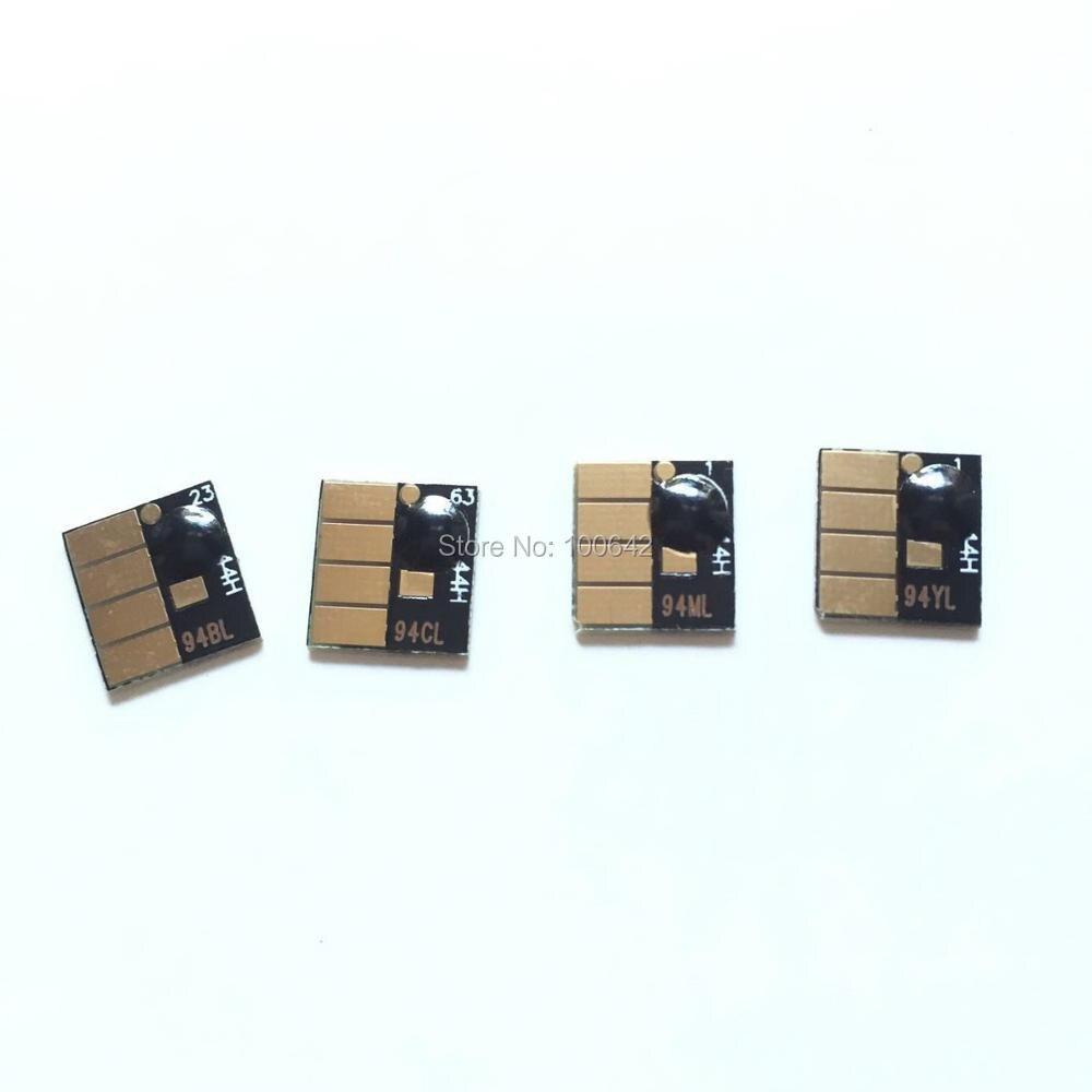 YOTAT 4 pcs permanent cartouche d'encre puce pour HP940XL HP 940 HP940 pour HP OfficePro 8000 (CB092A) 8000 sans fil 8500All-in-One