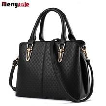 Женщины кожаные сумки Новые сумки твердые черный плечо одноместный косой крест женская сумка