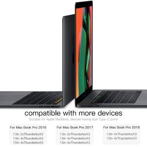Image 5 - Baseus adaptateur Dock USB type c vers Multi USB 3.0, adaptateur HDMI, HUB pour MacBook Pro, accessoires informatiques, séparateur USB C