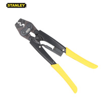Stanley 1pcs wire connectors crimping tools precision pliers terminal connectors crimper 0.75 6mm2 1.25 8mm2 2 16mm2 5.5 22mm2