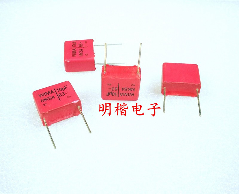 2019 hot sale 10pcs/20pcs Germany WIMA capacitor MKS4 63V 10UF 106 63V P: 15mm Audio capacitor free shipping2019 hot sale 10pcs/20pcs Germany WIMA capacitor MKS4 63V 10UF 106 63V P: 15mm Audio capacitor free shipping