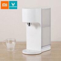 Оригинальный Xiaomi Viomi умный стол горячая вода диспенсер 1A 4L Smart App контроль температуры воды нагреватель чайник для домашнего офиса