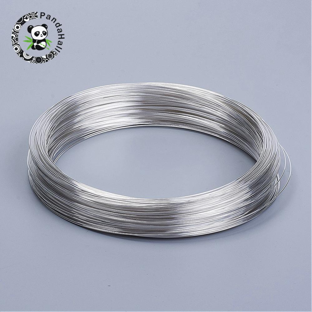 65mm Platinum Color Steel Memory Wire for Bracelets making Jewelry ...