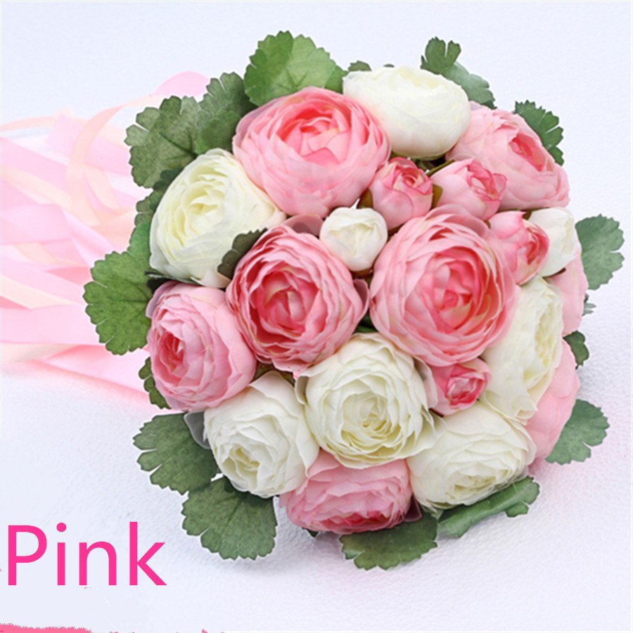 2016-Gorgeous-Wedding-Flowers-Bridal-Bouquets-Elegant-Pearl-Bride-Wedding-Bouquet-Artificial-Flowers-Decorations-Party-Supplies (2)