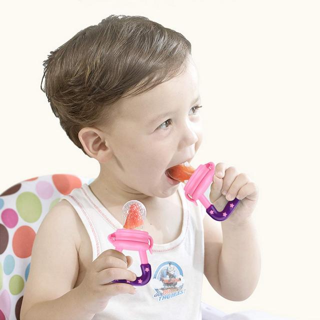 Baby Fruit Feeder Pacifier