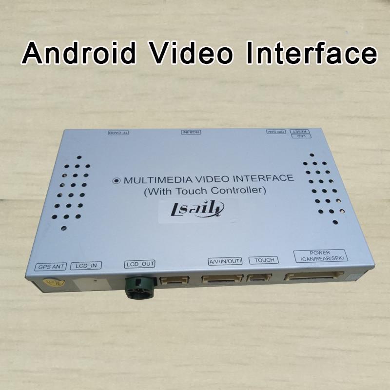 Android 6.0 Video Interface GPS Navigation Box for Porsche Cayenne / Macan / Panamera PCM3.1 System Mirrorlink kidztech porsche panamera 85141