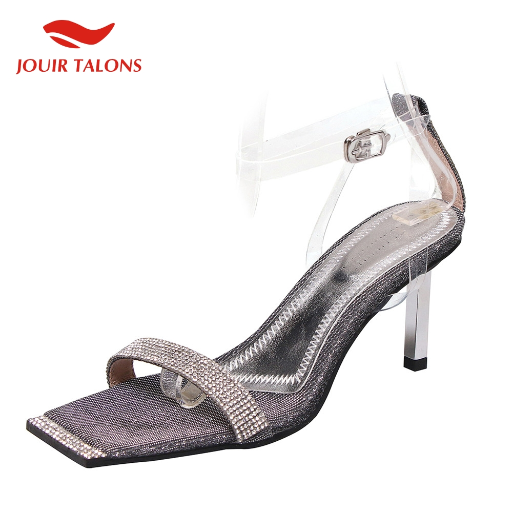 luxury Brand INS Hot Ladies High Heels Crystal Shoes Woman sexy Party Ol Sexy Summer Sandals 2019 Female Shoesluxury Brand INS Hot Ladies High Heels Crystal Shoes Woman sexy Party Ol Sexy Summer Sandals 2019 Female Shoes