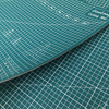 New Pvc Rectangle Self Healing Thicker Cutting Mat Desktop Protection Mat A1 Craft Dark Green90cm 60cm