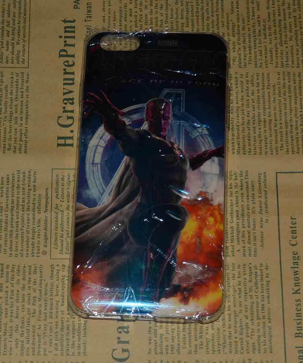 Hot Fashion <font><b>Superman</b></font> <font><b>Blu-ray</b></font> tpu Phone Case For iphone6 Plus Phone Coque <font><b>Movie</b></font> Character Designs Phone Bag For iphone 6 Plus