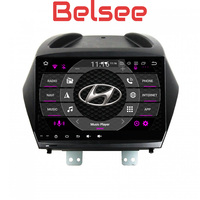 Belsee Hyundai IX35 Tucson 2009 2015 Android 8 Car Radio Stereo GPS Head Unit Support WiFi Bluetooth Android Auto Split Screen
