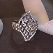 Новое кольцо неправильной формы Прекрасные Ювелирные изделия