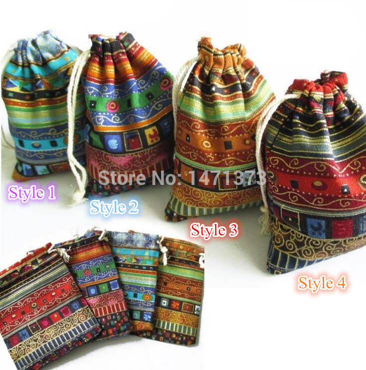20pcs Wedding Favors Gifts Bags Sweet Bag Egypt And India Mysterious