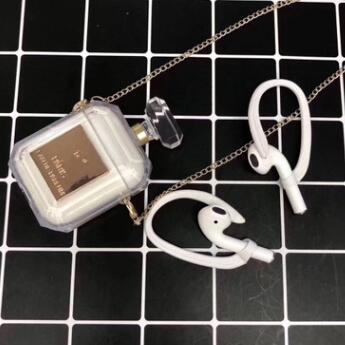 Luxury Brand Transparent Protector airpod case airpods