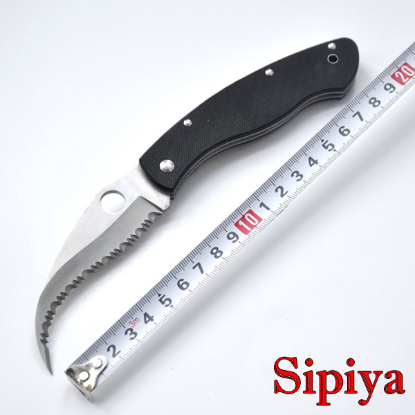 Top selling CPM S30V blade camping survival folding font b knife b font C12GS folding font