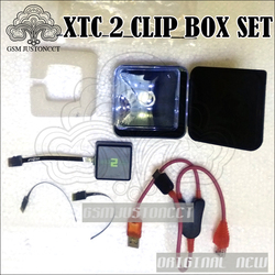 2018 100% оригинал, новейшая версия Xtc Clip 2 Xtc 2 Clip Box с y-кабелем с гибким кабелем 3 в 1
