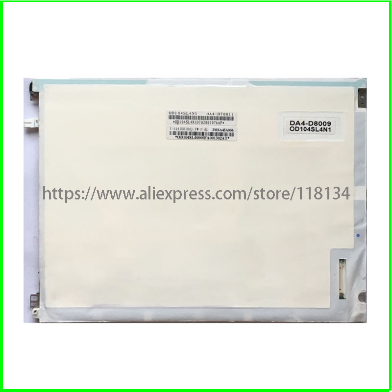 OD104SL4N1 for JAT710 10.4 LCD Display Panel OD104SL4N1 for JAT710 10.4 LCD Display Panel