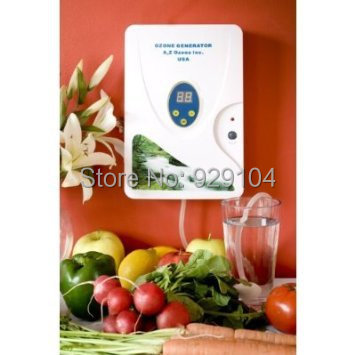 ozone generator 220v ozone generator water purifier household ozonizer and ozonator with digital timing display 5 g h air and water ozone generator ozonizer for vegetables and fruits water ozonator china