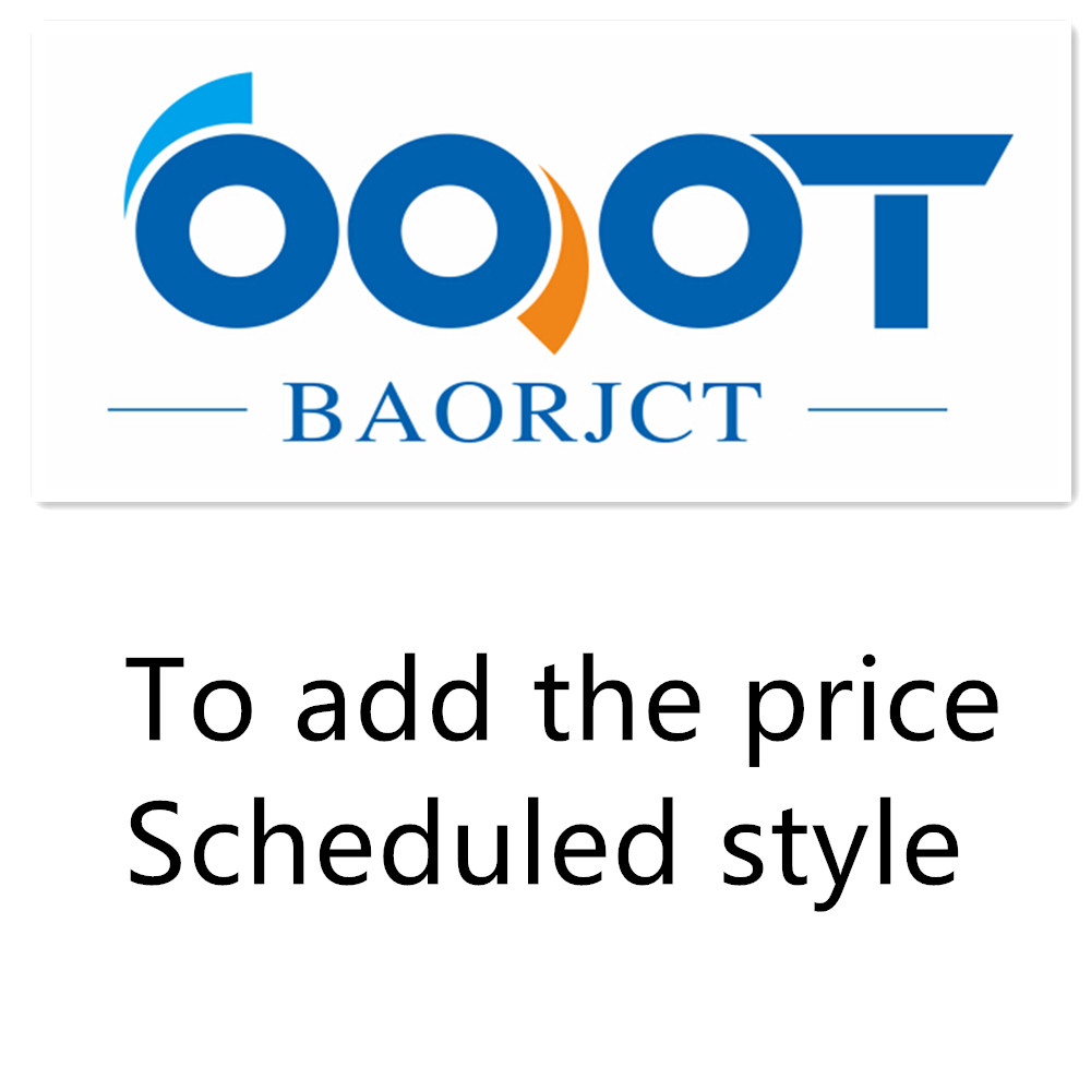 OOOT BAORJCT Pre sale money Increase money